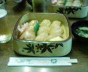 島寿司を堪能♪