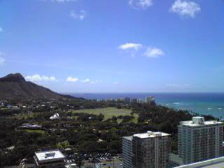 Hawaii到着♪