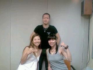 ラジオ沖縄にて